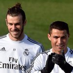 Cristiano Ronaldo v Gareth Bale for a place in the #EURO2016 finaL. Its on. ???? https://t.co/3wXamBDxgn #WALBEL https://t.co/5FgWluaSNw