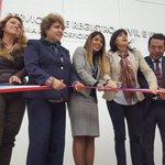 Int. @ClauRojasCampos y ministra Javiera Blanco inauguran el nuevo edificio del @RegCivil_Chile en Alto Hospicio. https://t.co/lZXHYeT2aZ