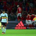 When football hurts. ⚽???? #WALBEL #EURO2016 https://t.co/YT0O5LefBE