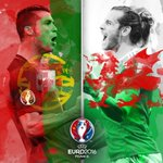 Theres a fairly tasty semi-final contest coming up then... #WALBEL #EURO2016 https://t.co/OcjujE6HhK