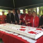Great to be back in #PG for #CanadaDay2016 w colleagues @ToddDohertyMP @shirleybond @MikeMorrisforBC & @Lynhallpg ! https://t.co/1Aj8xwT8A7