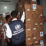 أرسلت منظمة #الصحة العالمية أدوية طارئة لمحافظة #حجة لمواجهة حالات #حمى_الضنك المتزايدة في المنطقة. #اليمن https://t.co/sh5C7BlNC7