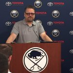 Tim Murray: I told Kyle he has a great opportunity to play with Jack or ROR on the right side. He wasnt picky @WGRZ https://t.co/jVK7msWXBF