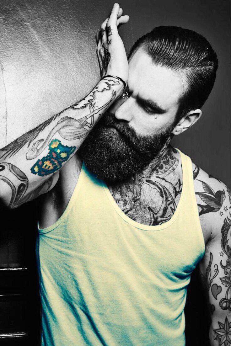 Фото крутых пацанов с татуировками