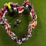 VIDEO: Il Galles esulta... a forma di cuore https://t.co/KCOLm8eGxm #SkySport https://t.co/1TZulzvUkb