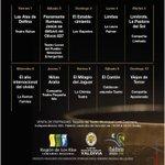 Programa oficial Lluvia de Teatro @LluviaTeatro 2016 del 01 al 10 de julio #Valdiviacl #LluviadeTeatro https://t.co/4J4PPUlZfo