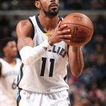 Memphis Grizzlies and Mike Conley agree in principle on a five-year, $153M deal, per @ESPNSteinLine https://t.co/kJHQSkAUC2