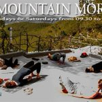YOGA MOUNTAIN MORNINGS IBIZA with The Mountain Ibiza https://t.co/RImVPq17SQ https://t.co/lUmuY2Nsnl