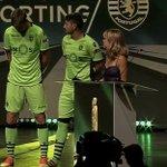 Equipamento do @Sporting_CP para a Champions https://t.co/f4KGnDOJ7k