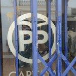 #Huelva: Denuncian dos ataques a la sede del PP de Cartaya en una semana https://t.co/58JDAtEJLX https://t.co/FYlYUFbXSO