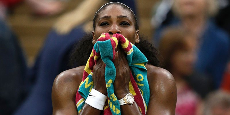 Serena Williams on outburst before Wimbledon victory: 'I was just really, really angry'