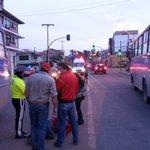 Médicos del MSP atieneden a hombre de (32) víctima de atropello en la Edwin Sacoto y Batán #Cuenca. @tomebamba https://t.co/v9WA3Cnjs1