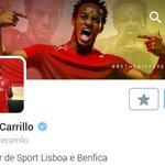 O Benfica é tão grande que o Carrillo nem precisa de ser peruano. Só precisa do Benfica. #CarrilloBem https://t.co/XEuW41oFjJ
