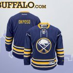 Be first to get an Okposo jersey. Stop by @SabresStore tomorrow to place an order or here: https://t.co/fOhSz5CEFR https://t.co/taG2t9ZhlK