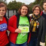 Put The Libs Last for a #betterfuture - great union team in Deakin! #ausvotes https://t.co/jHOWr3Xmtl