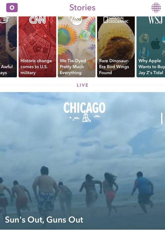 describing chicago