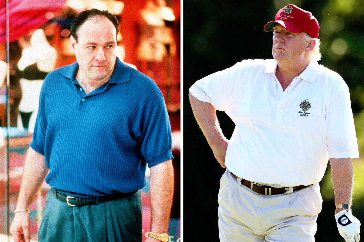 How Tony Soprano Paved The Way For Donald Trump Scoopnest