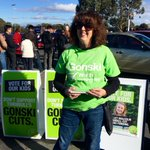 @chezangu from Blackburn HS gives a #Gonski and is telling voters in #Deakin all about it! @igiveagonski @VicUnions https://t.co/nvr37JWRXp