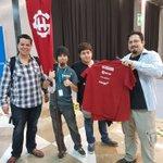 Busquen a la comunidad y estandarte d @HackerGarage para una playera @Bitso @NEUBOX @IntugoMx #CPMX7 @Campuspartymx https://t.co/JBGa5jHwN3