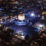 من الأماكن المقدسة في ليلة الـ 27 من #رمضان. (متداولة) #ليلة_القدر_خير_من_ألف_شهر #ليلة_القدر https://t.co/NO8idRb6MR