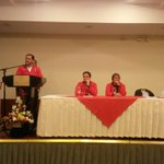 @galocardenasr Presidente del #DCuenca presenta la campaña #MásRojo #ElCuencaMásTuyoQueNunca https://t.co/r2XMjM8cNC
