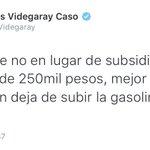 VOY A DEJAR ESTE TUITAZO DE @LVidegaray AQUÍ ...   Les pido RT INFINITO 👇🏻 https://t.co/RdMpttiuTY