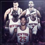 Dwyane Wade is reportedly in contract talks with the Knicks, per @WindhorstESPN.  Imagine this starting 5. https://t.co/XJXVvaKU5t