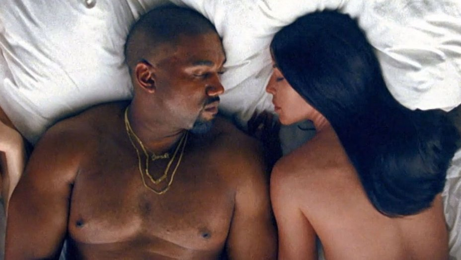 Kanye West's Famous video is now on YouTube