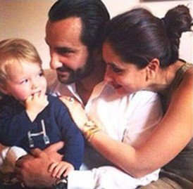 Saif confirms that Kareena is expecting their first child in December! Congratulations to the beautiful couple! https://t.co/gwiV5oWOBv