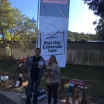 At Kincumber in marginal Robertson, local workers will #SaveMedicare by asking voters to #PutTheLibsLast #ausvotes https://t.co/pDNvqdTryd