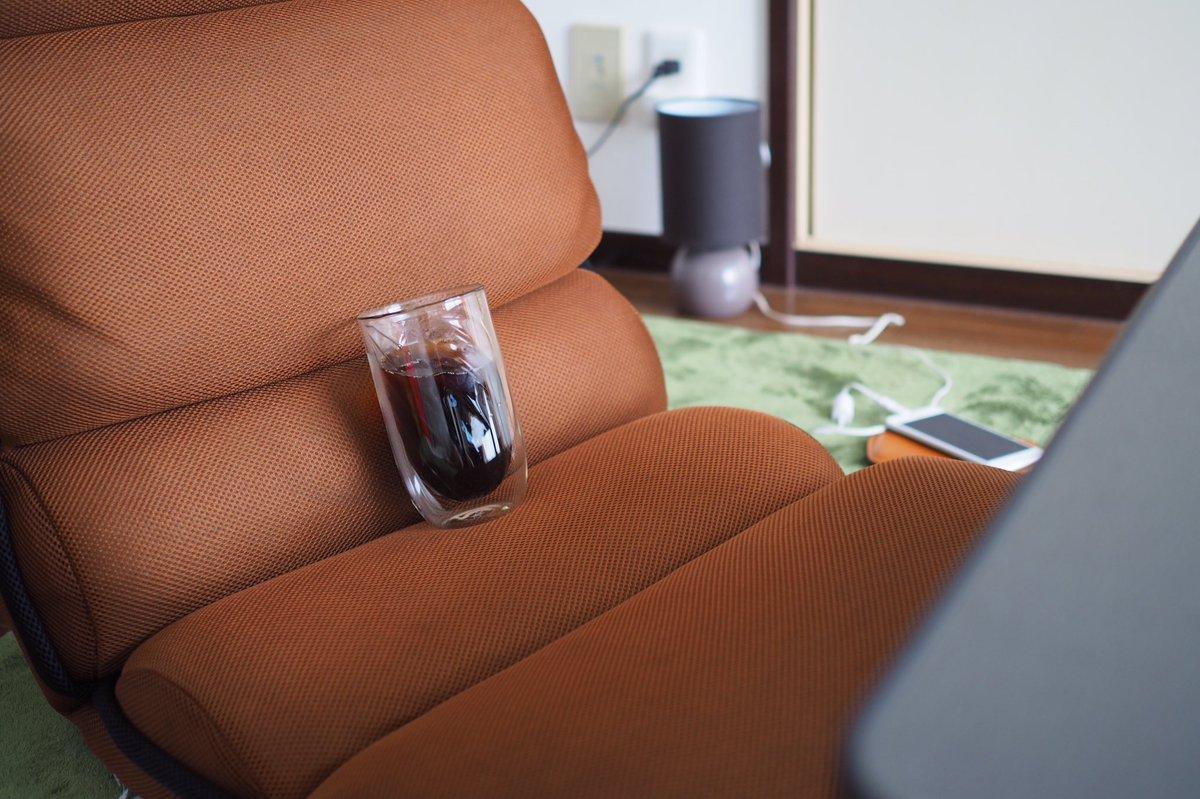 こちらは座椅子コーヒーです https://t.co/tfIqKImX2s