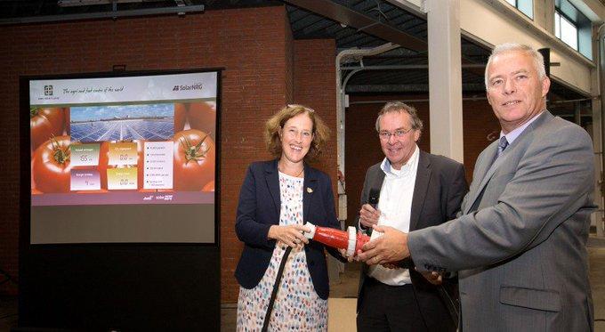 ABC Westland Agri & Food duurzaamste bedrijventerrein van Nederland https://t.co/wkbdocLO4Z https://t.co/S9La1LgS4C
