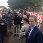 Itll be a few minutes before @billshortenmp gets to vote, hes at the end of the queue https://t.co/B6aVbvAalL