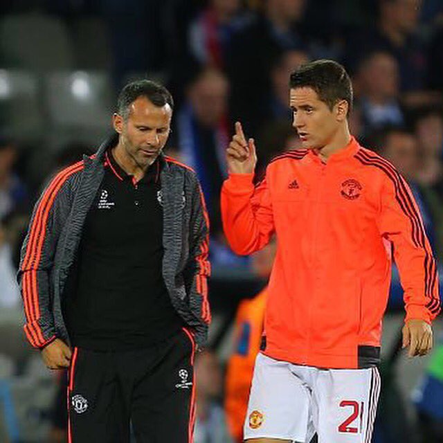 It has been a great honor to learn from such a football legend like you. I wish you all the best #Giggs #Legend https://t.co/WWbnqCjXAP