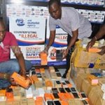 Sh5.2m fake Samsung phones seized in Mombasa https://t.co/O3cPKV4OSm https://t.co/Haj12Z0fNV