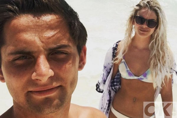 X Factor's @Louisa shows off matching tattoos with her boyfriend on romantic holiday: