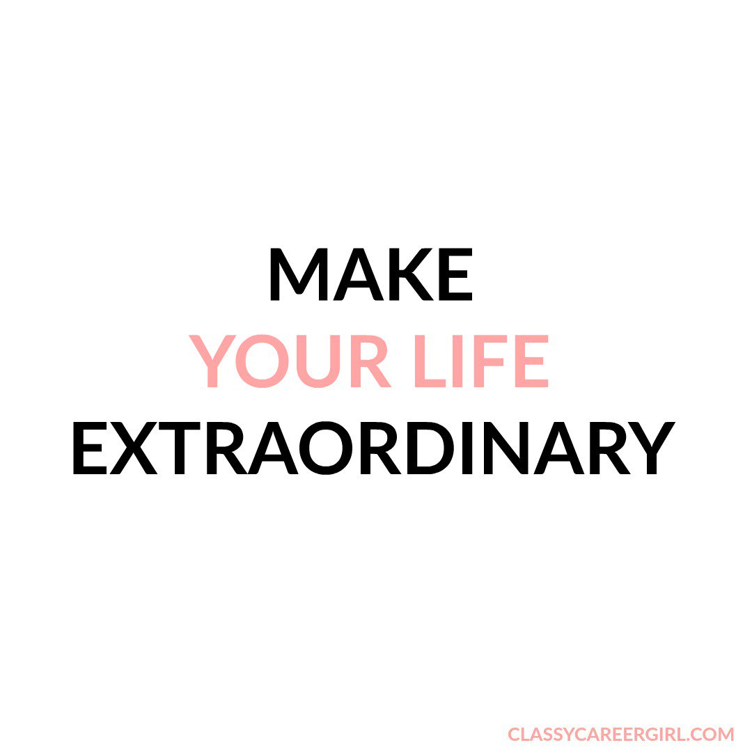 You have to be truly committed to being who you really want to be everyday to make your life extraordinary. https://t.co/je8ZIMM86w