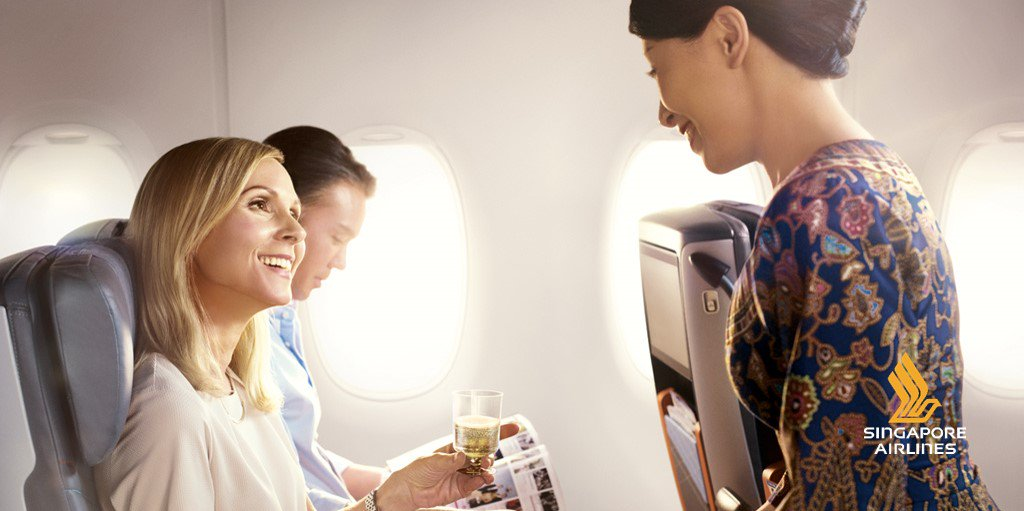 DYK we're the only airline offering Premium Economy Class non-stop from LAX to Seoul?