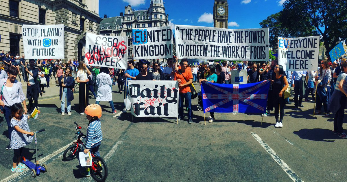 MARCH FOR EUROPE. SEND THIS VIRAL #marchforeurope #bettertogether https://t.co/kWXBX2IpJq