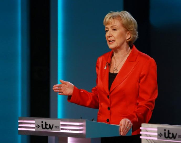 UK lawmaker Leadsom emerges as top pro-Brexit candidate for PM https://t.co/saoGVh5fyL https://t.co/q4bFIaEda0