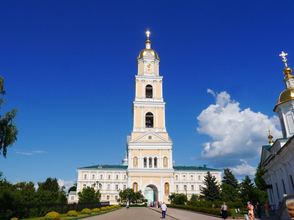 Где находятся дивеевский монастырь