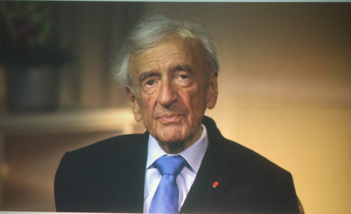 We are saddened to hear the passing of Elie Wiesel. His words will continue to inspire & educate generations. https://t.co/6JQaf8cWp0
