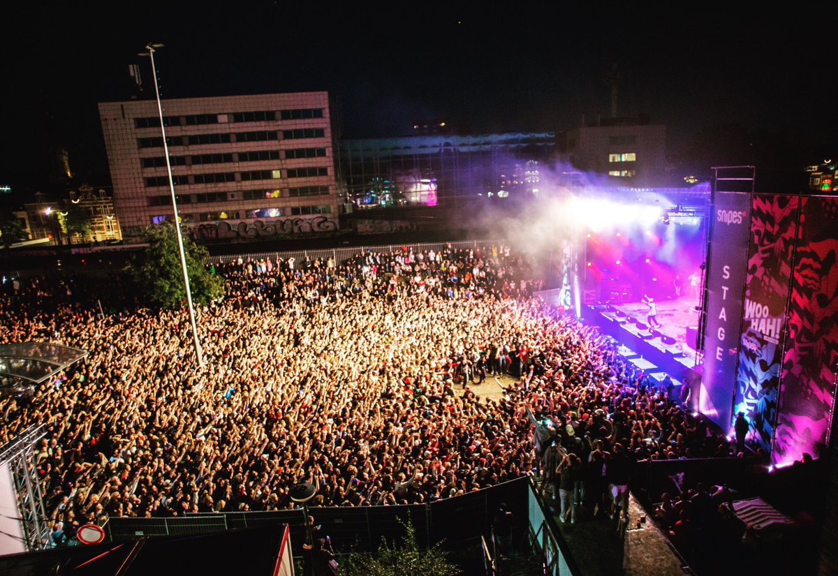 #woohah by night during @SchoolboyQ's headlining show.   @woohahfest #ScHoolboyQ #moshpits https://t.co/7gxVetKL91