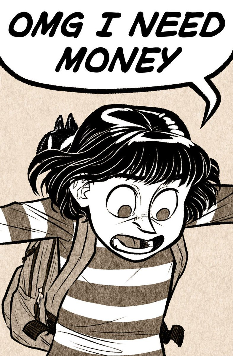 So... my rent is going up. Please support my #Patreon!!!! https://t.co/QDiNWqw4zX (RTs appreciated!) #hiveworks https://t.co/YlwUZ6GHXO