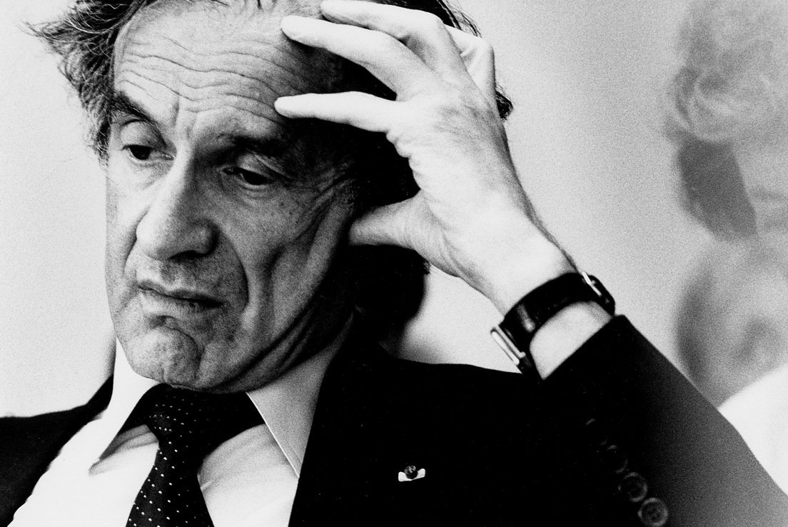 Elie Wiesel on What to Do with Suffering https://t.co/crXBP1Y9zr https://t.co/o0ZNxhPbb7