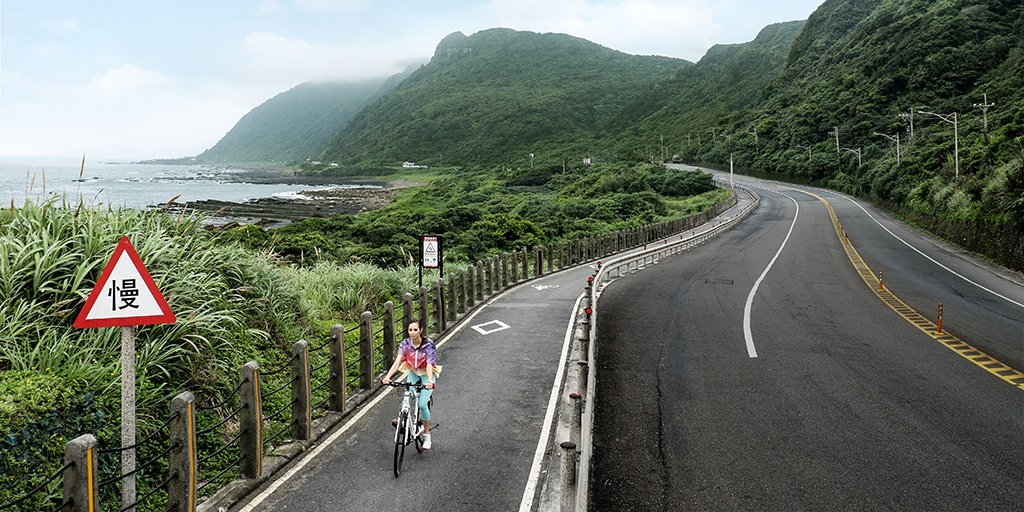Explore Taipei on two wheels: