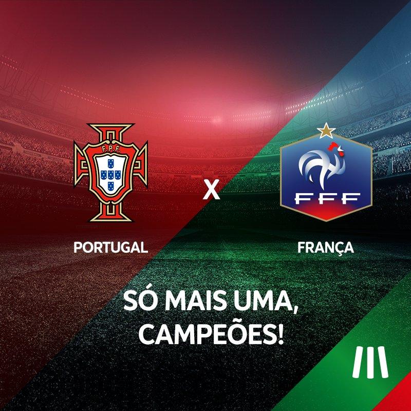 O sonho aqui tão perto. Com 11 milhões a apoiar, tudo é possível. Força, @selecoesportugal! #Euro2016 #PORFRA https://t.co/lgqLOWISlH