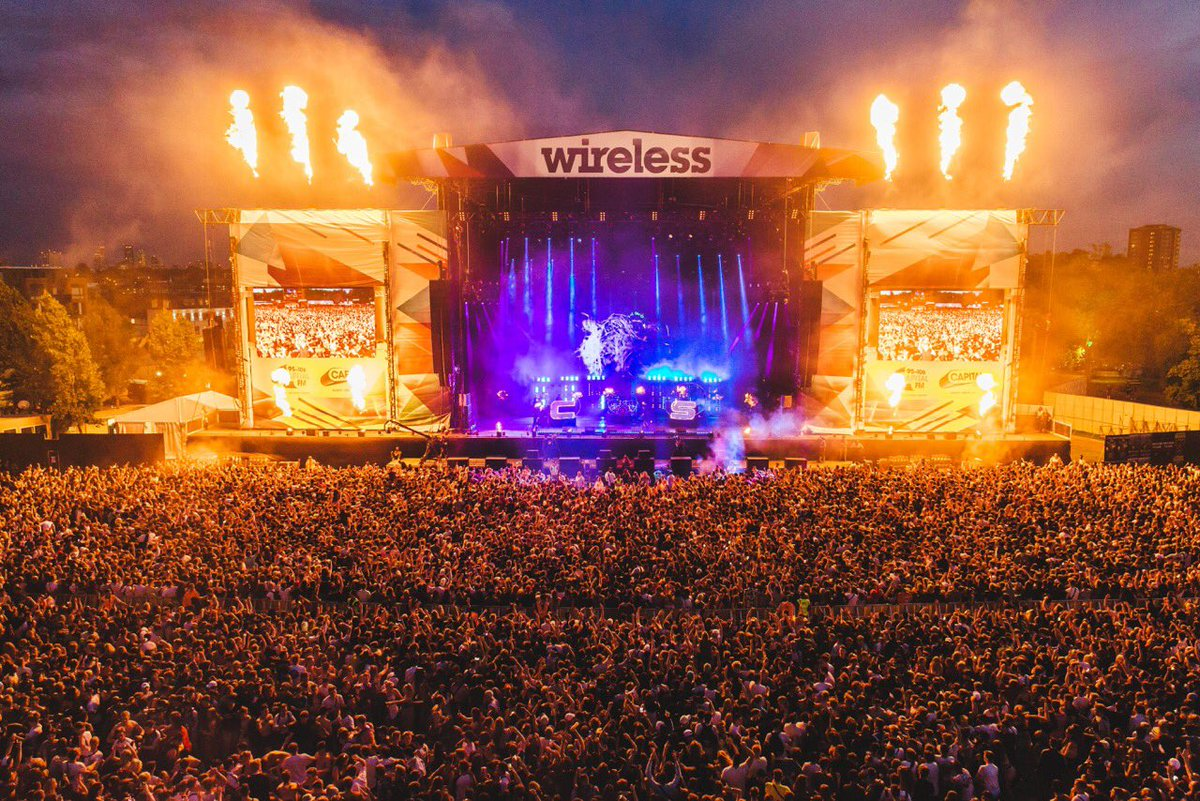 About last night @WirelessFest https://t.co/GhC0z511aS