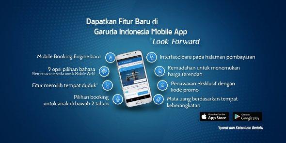 Segera update mobile app kami dan nikmati fitur terbaru untuk perjalanan yg semakin nyaman.