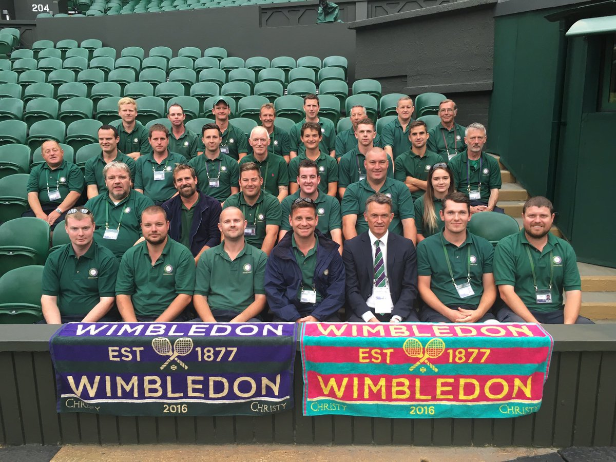 Huge thanks to all these guys for the work in the lead up & throughout this championships #Groundstaff2016 https://t.co/ZOCu3a2iIj